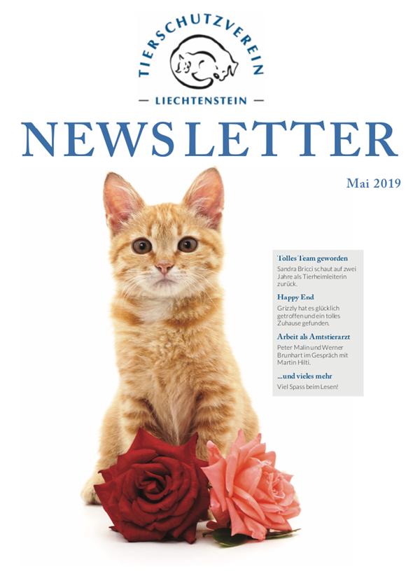 Newsletter - Ausgabe Mai 19